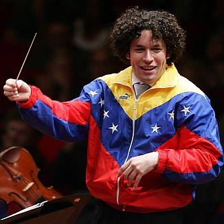 Orquesta Sinfónica Juvenil venezolana Simón Bolívar vendra a Japon